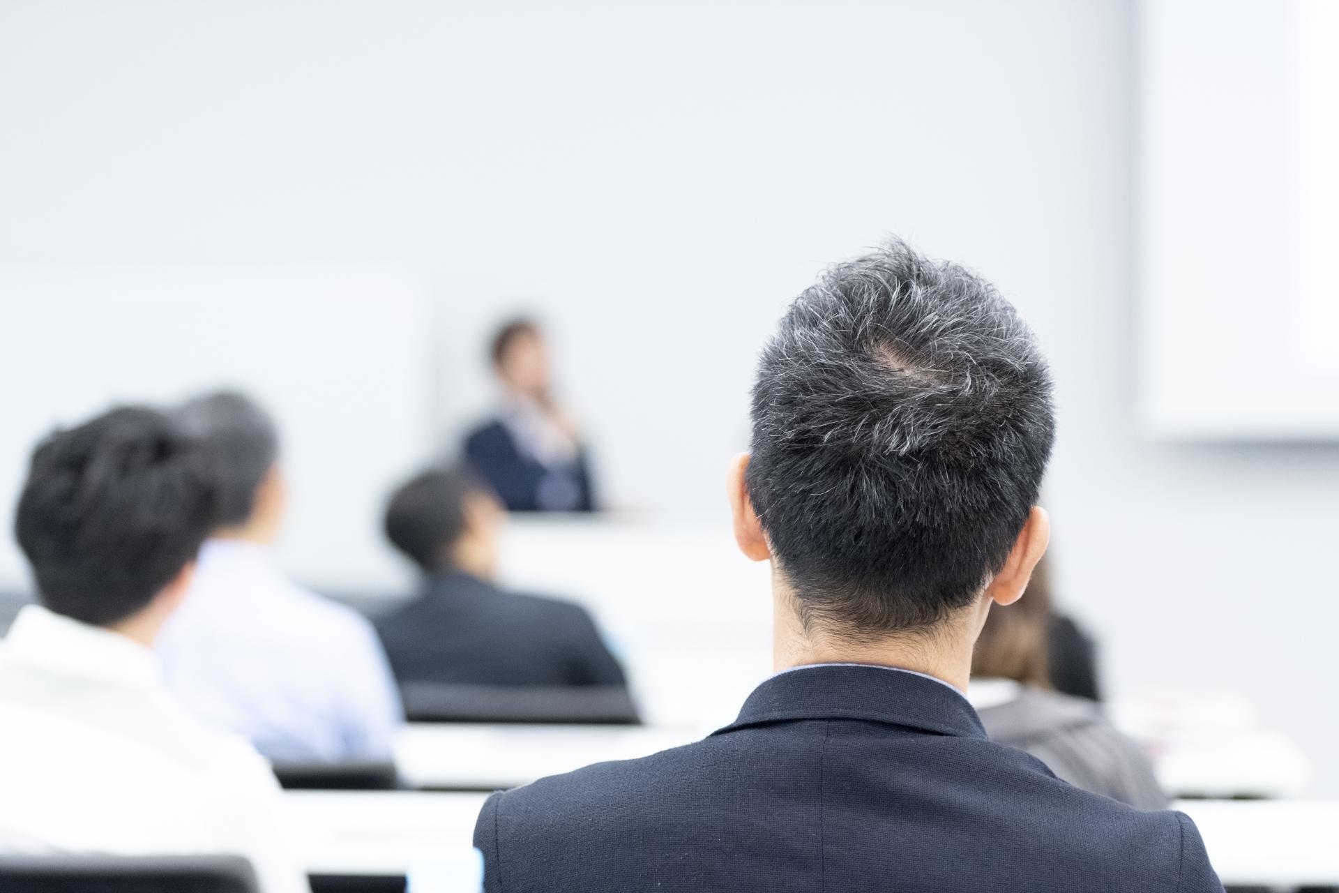講習会を受けるタイミング
